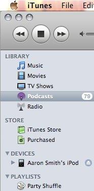 iTunes Overload